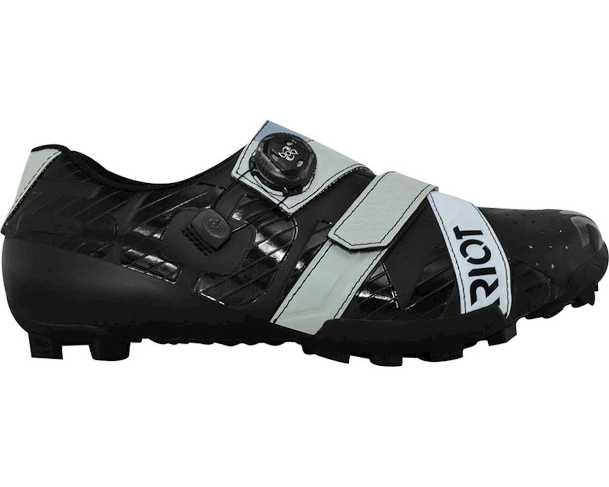 Bont Riot MTB+ BOA Cycling Shoe (Black/Grey) (45)