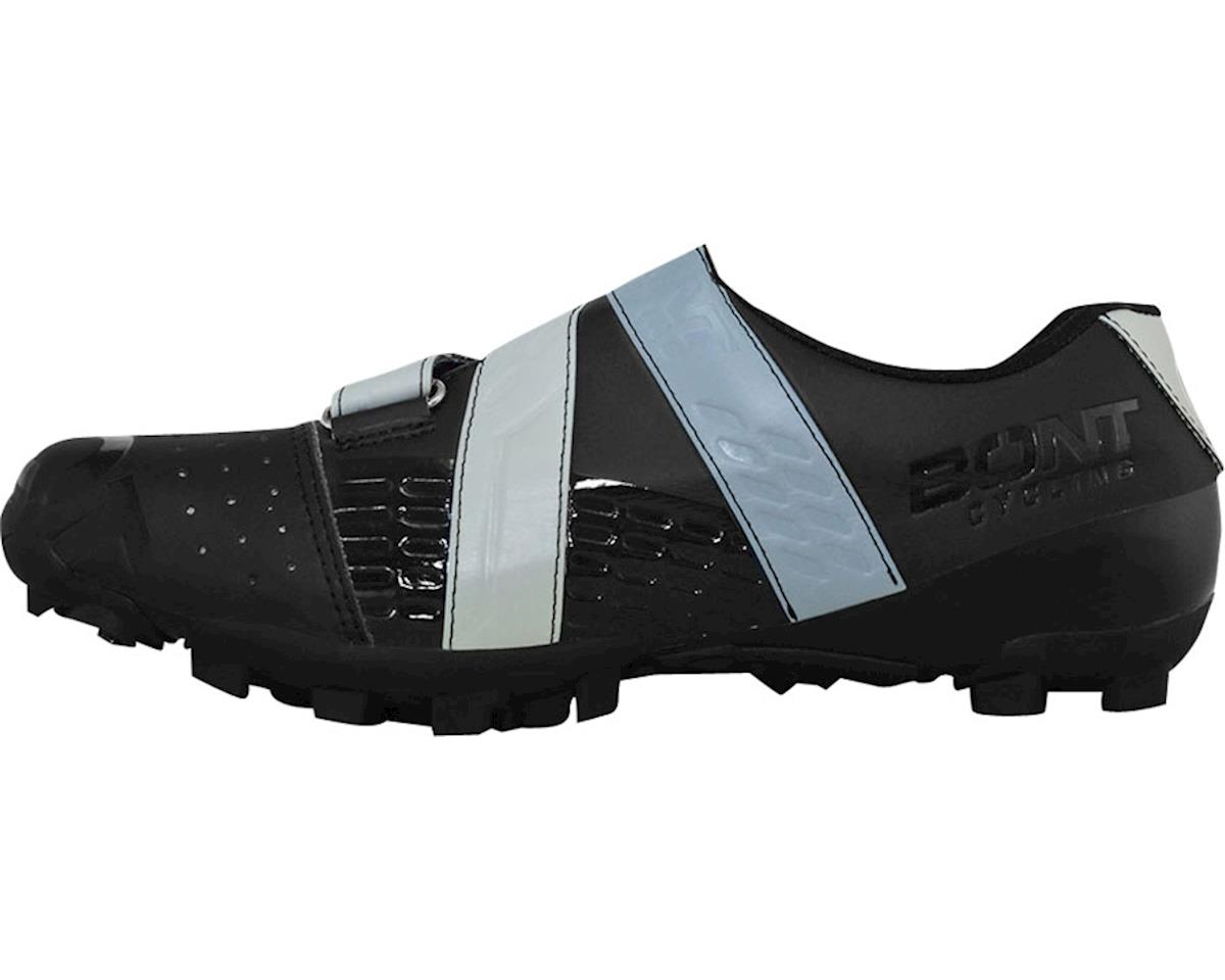 Bont Riot MTB+ BOA Cycling Shoe (Black/Grey) (47)