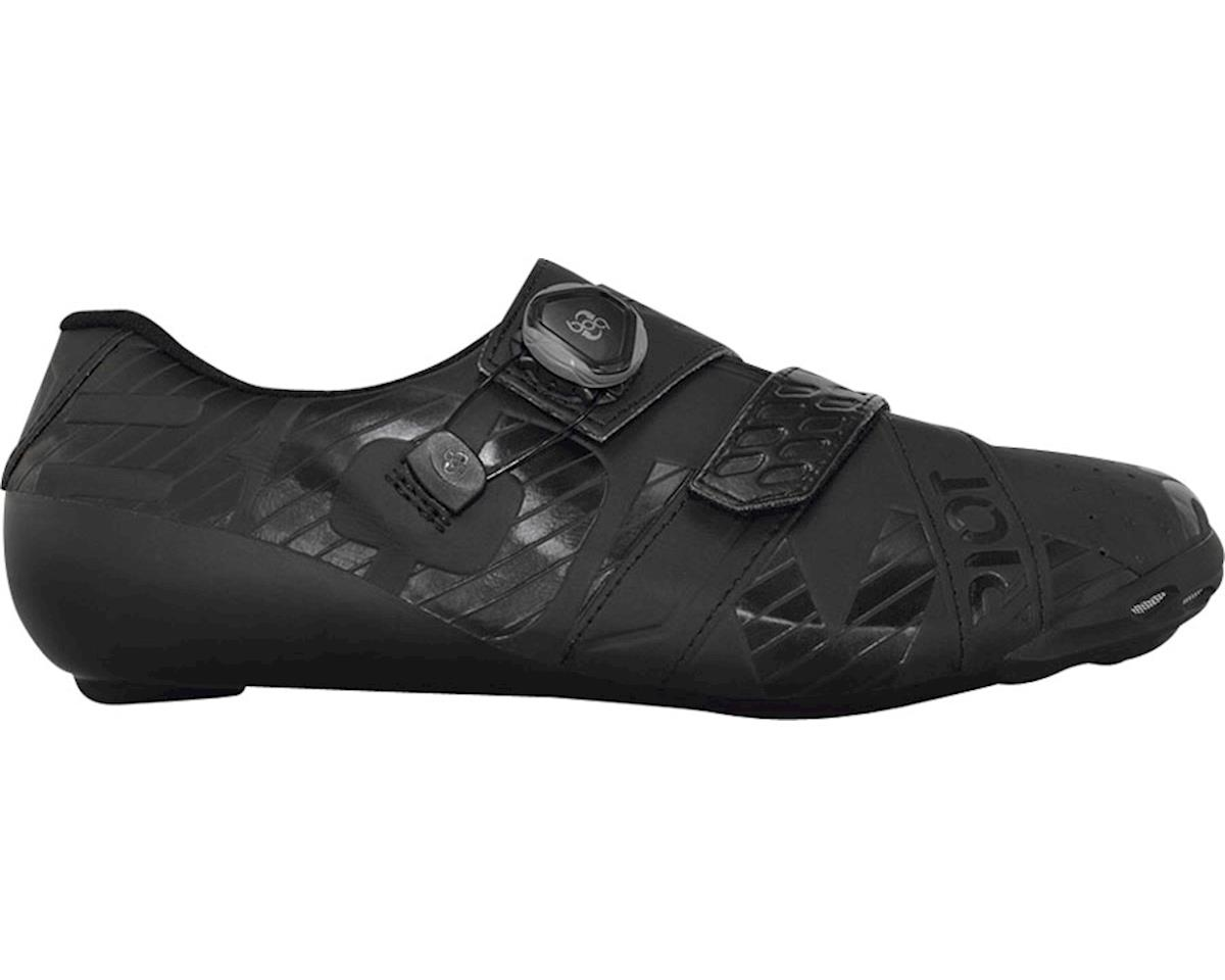 BONT Riot Road+ BOA Cycling Shoe: Euro Wide 42.5 Black