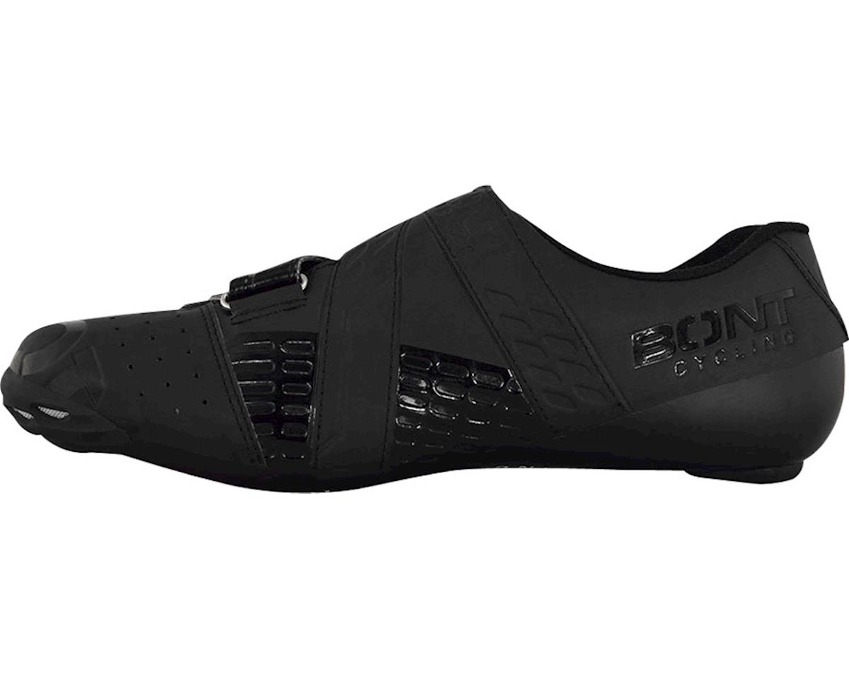 Bont Riot Road+ BOA Cycling Shoe (Black) (43 Wide)