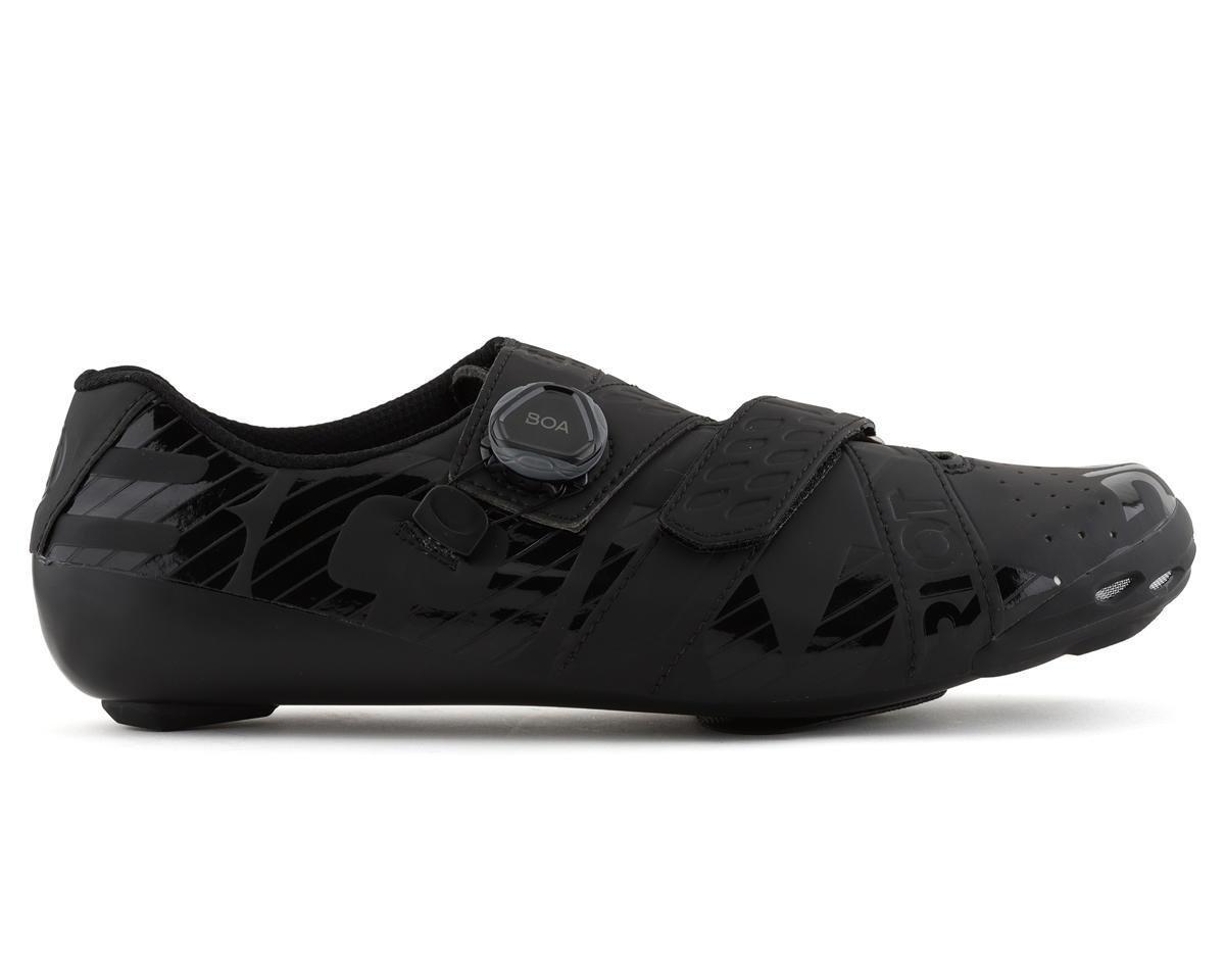 Bont Riot Road+ BOA Cycling Shoe (Black) (45 Wide)