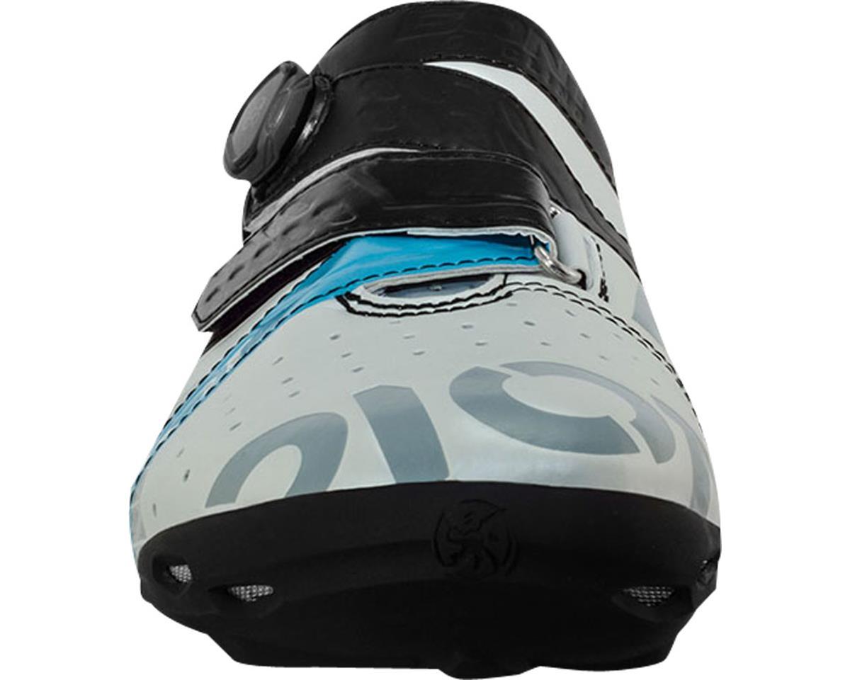 Bont Riot Road Cycling Shoe (Pearl White/Black) (39)