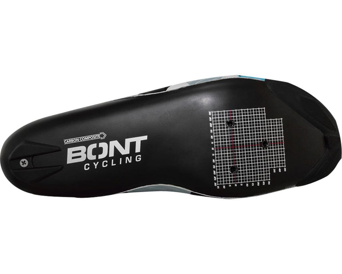 Bont Riot Road Cycling Shoe (Pearl White/Black) (43)