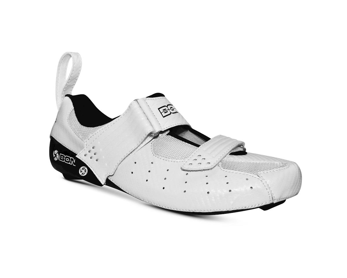 Riot TR Triathlon Shoe (White)