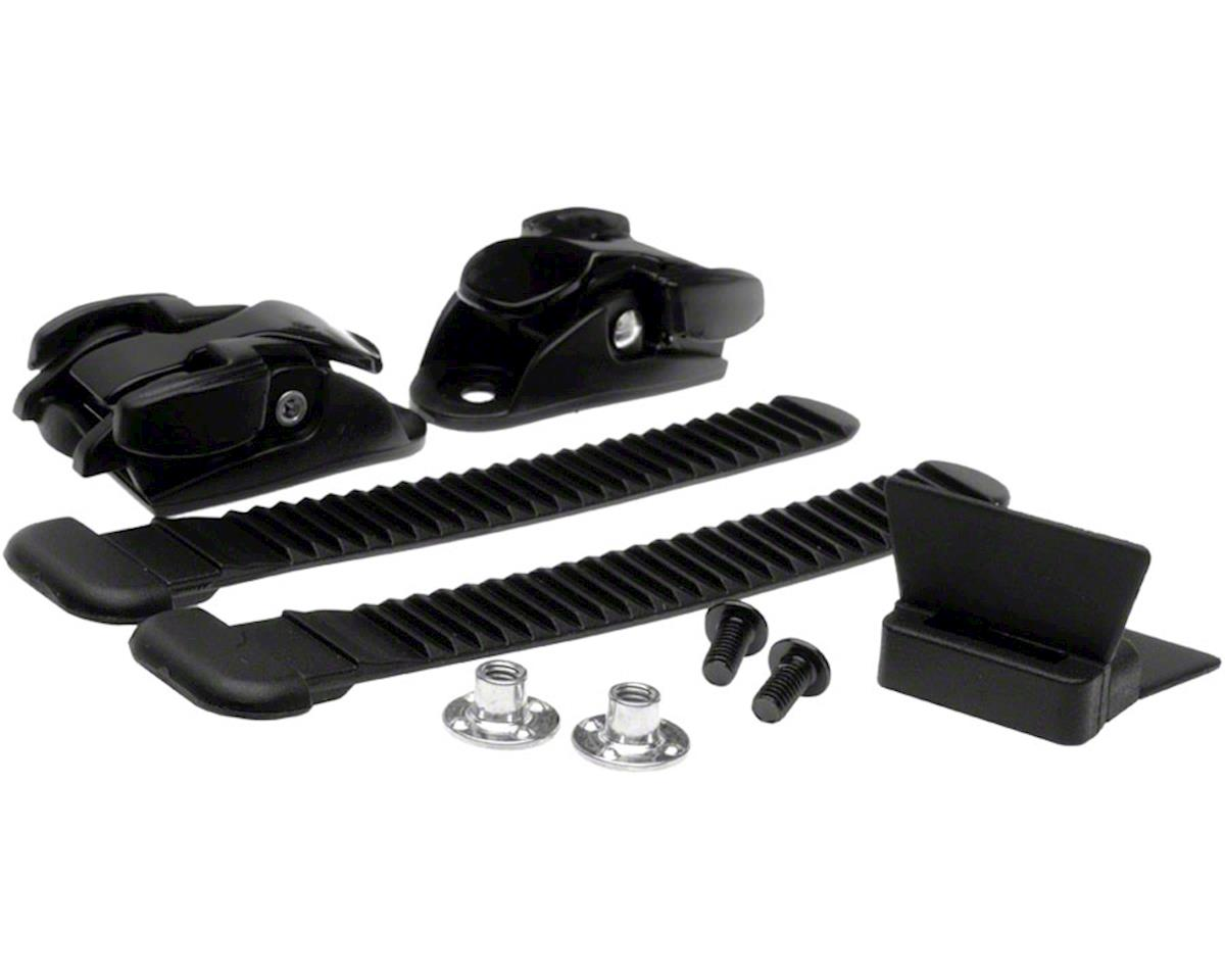 Standard Buckle Kit w/ 11cm Ladder (Black)