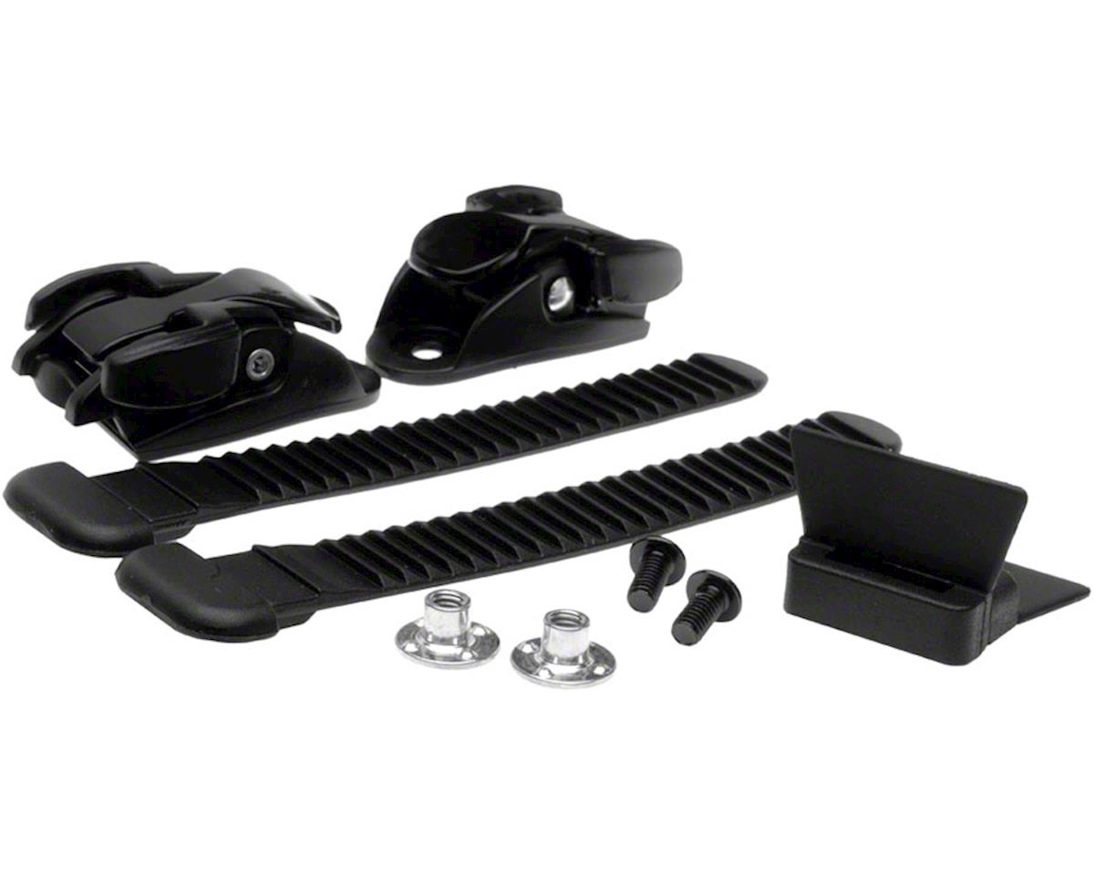 Bont Standard Buckle Kit w/ 8cm Ladder (Black)