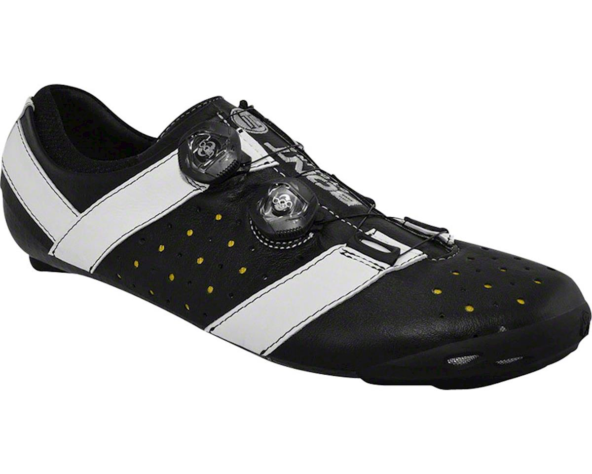 Bont Vaypor+ Road Shoe (Black/White) (44.5)