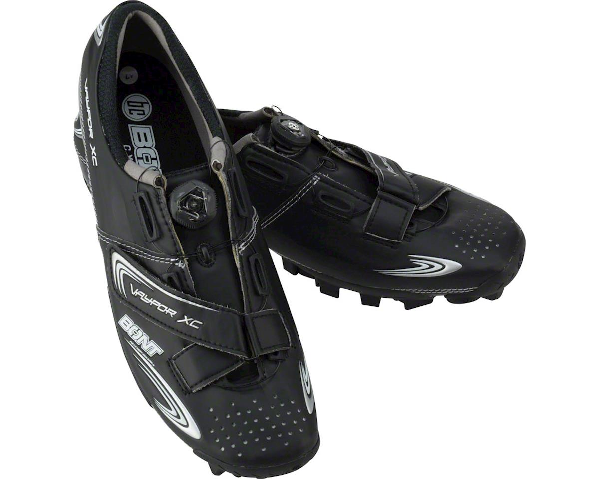 Bont Vaypor XC MTB Cycling Shoe (Black) (45)