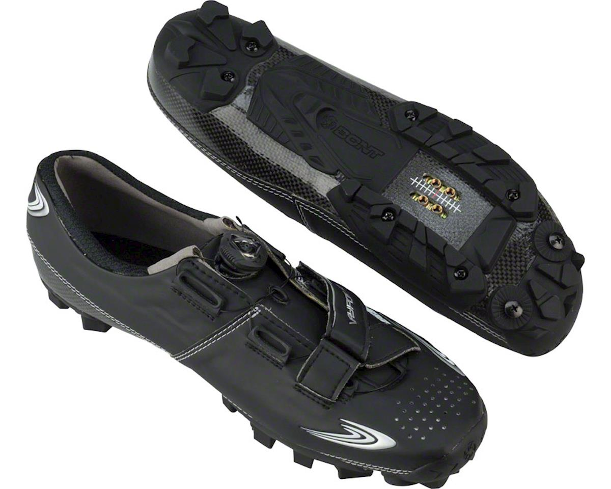 Bont Vaypor XC MTB Cycling Shoe (Black) (46.5)