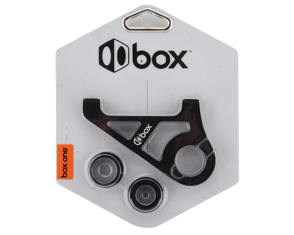 Box One BMX Disc Brake Adaptor Dropout (10mm) (Black)