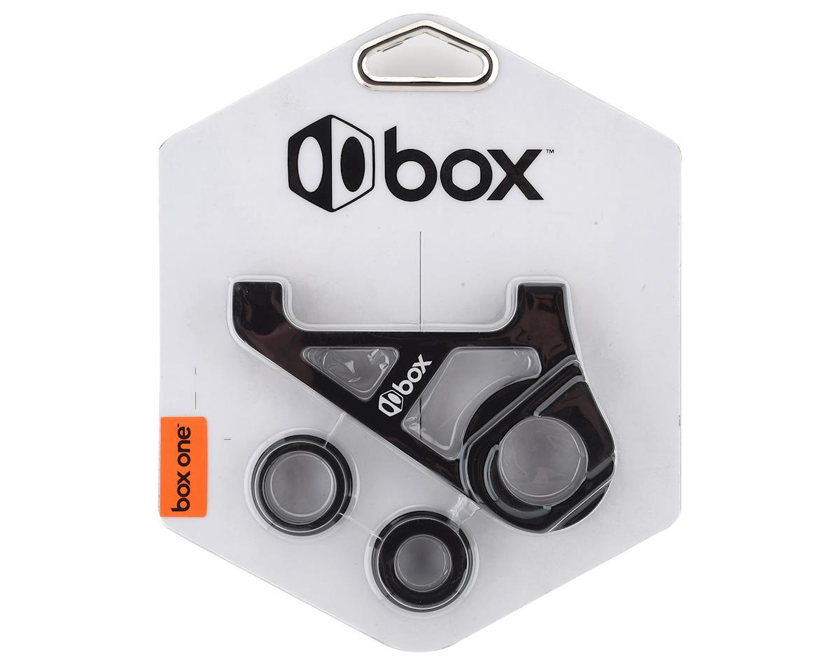 Box One BMX Disc Brake Adaptor Sliding Dropout (10mm) (Black) | alsopurchased