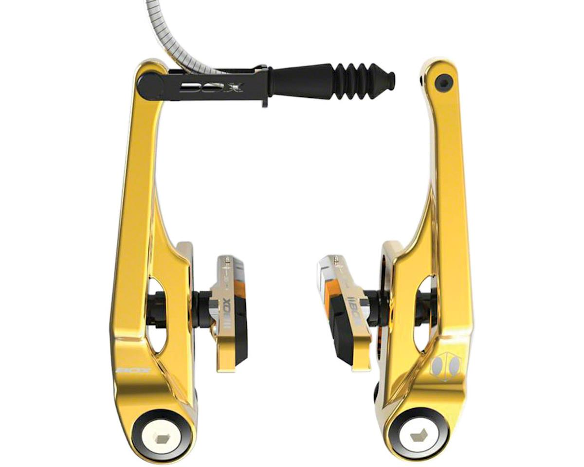Box Components Eclipse Linear Pull Brake (Gold) (108mm)