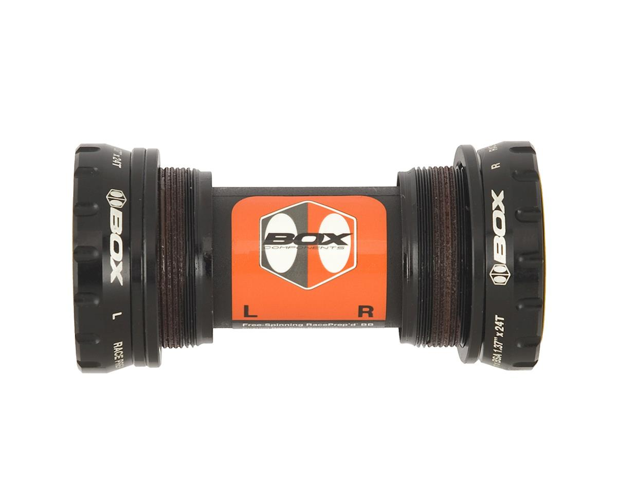 Box Components Extremum External Bottom Bracket (Black) (24mm)
