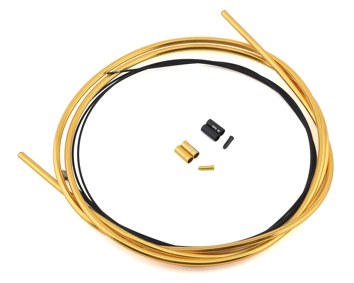 Box Components Concentric Nano Alloy Linear Cable Housing (Gold)