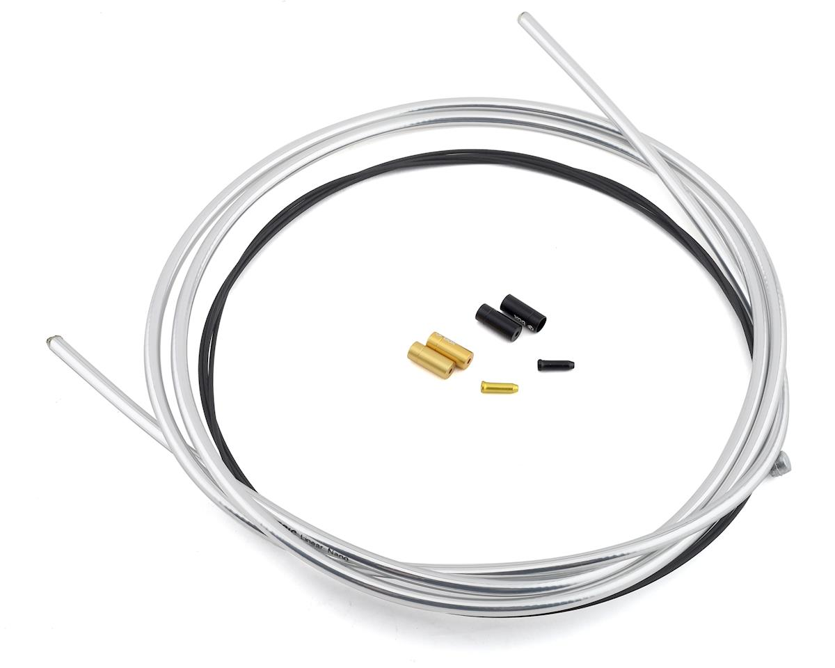 Box Components Concentric Nano Alloy Linear Cable Housing (Chrome)