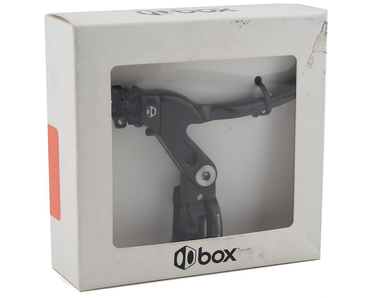 Box One Mid Reach Brake Lever (Black) (Mid)