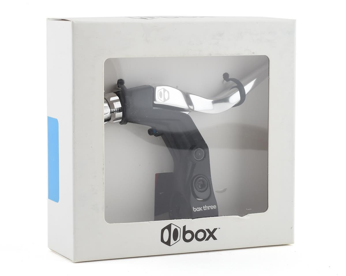 Image 2 for Box Brake Lever Box Three Long Pr (Silver)