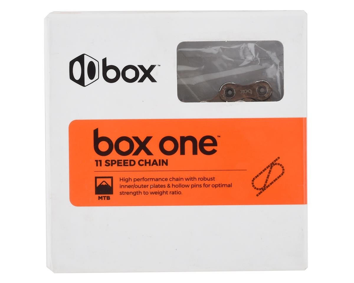 Box One 11 Speed Chain (Chrome) (116 Links)