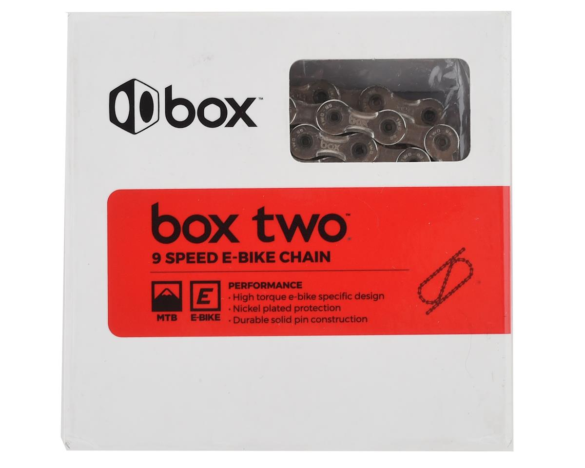 Box Two 9 Speed E-Bike Chain (Nickle Plated) (144 Links)