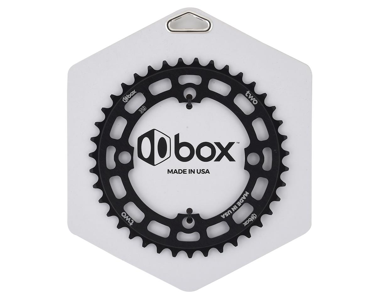 Profile Racing 4-bolt 104mm Chainring 45t Black