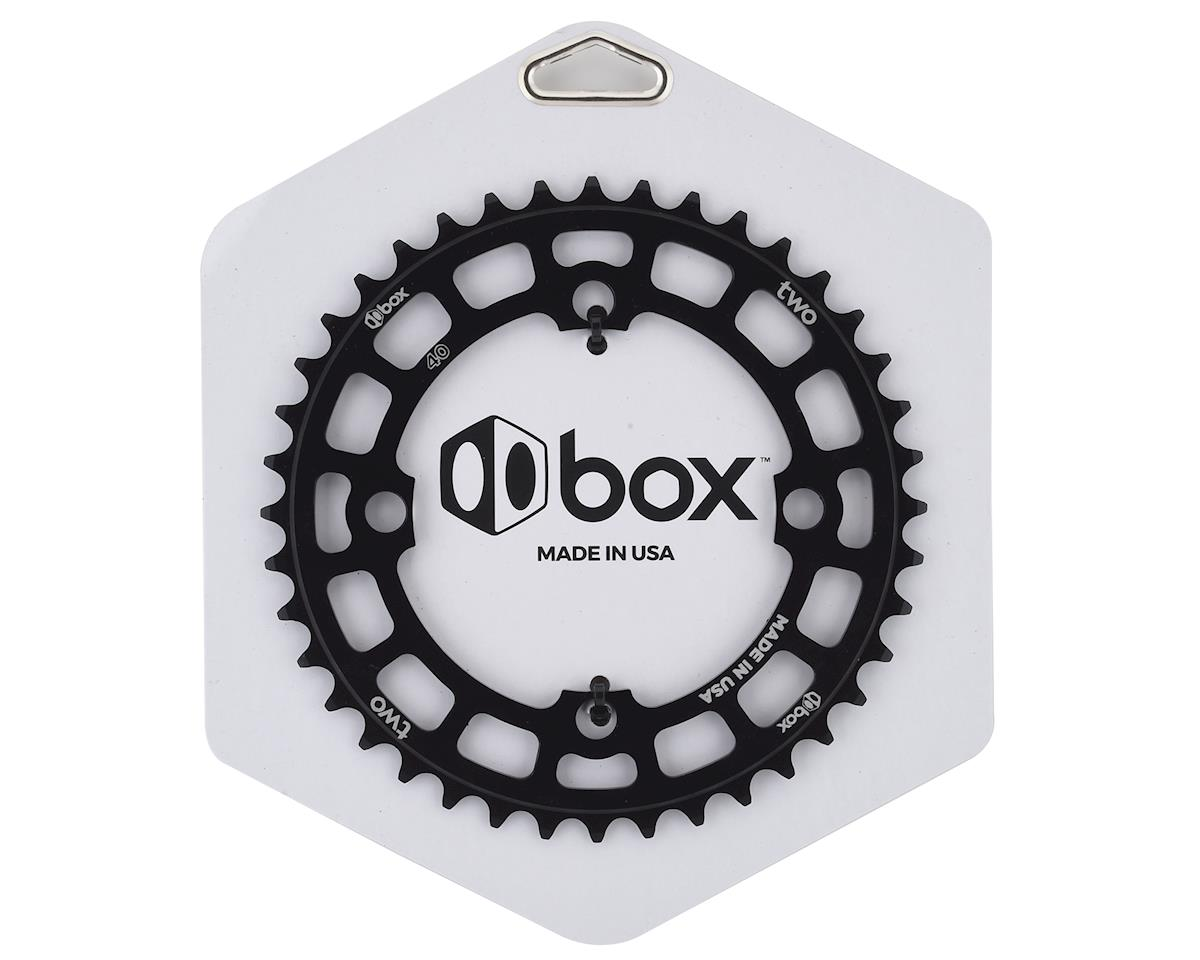 Box Components Chainring (Black) (104mm BCD) (40T)