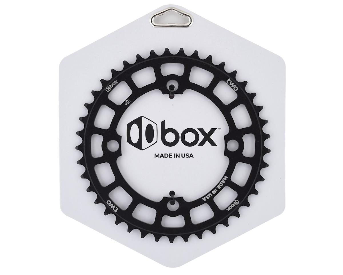 Box Components Chainring (Black) (104mm BCD) (41T)