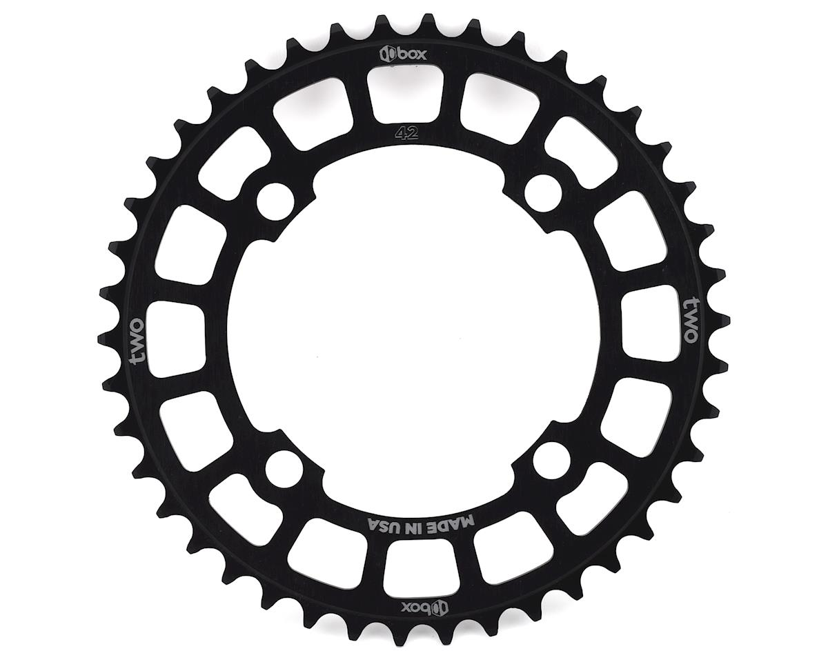 Box Components Cosine Chainring (Black) (104mm BCD) (42T)