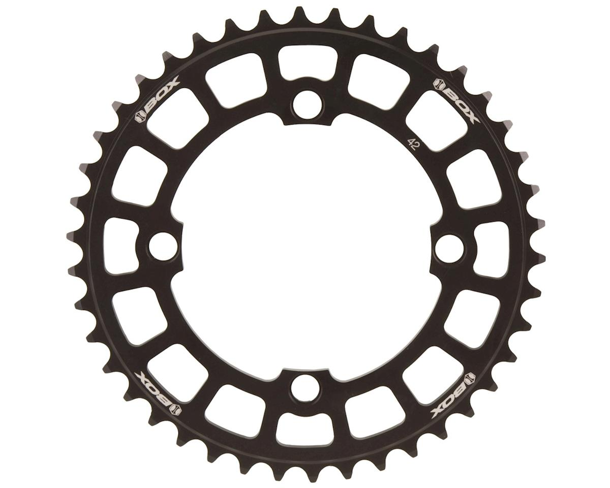 BOX Components Cosine Chainring 104mm BCD 43t Black