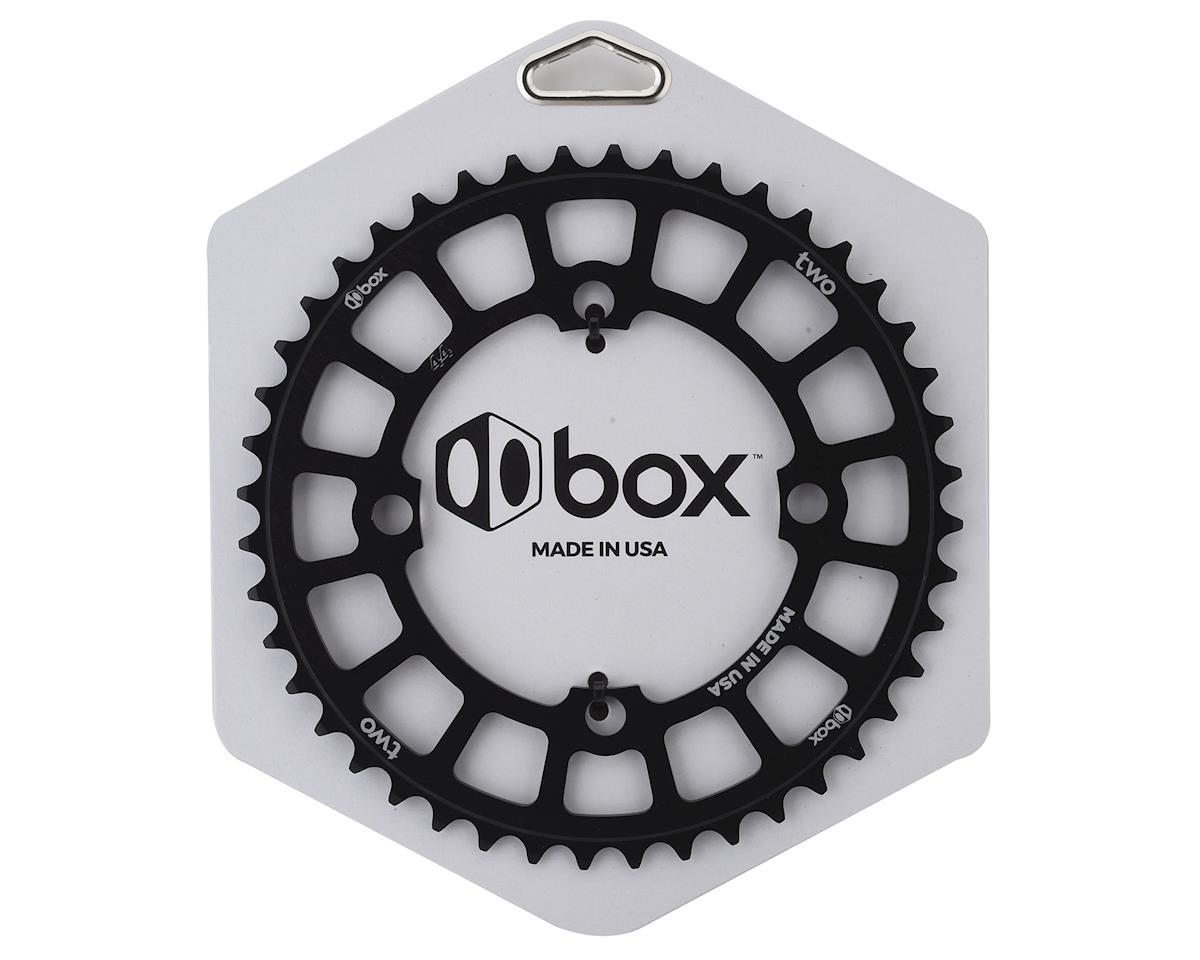 Black BX-CR144B38T-P Box Two 4-Bolt Chainring