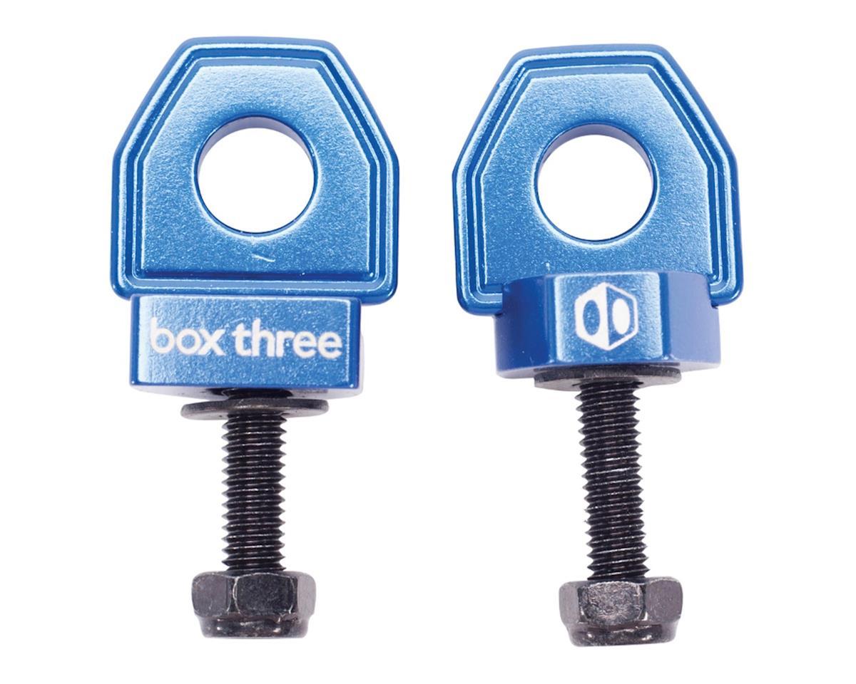 Box Chain Tension Adj Box Three 10Mm/1-Axle Hole Bu