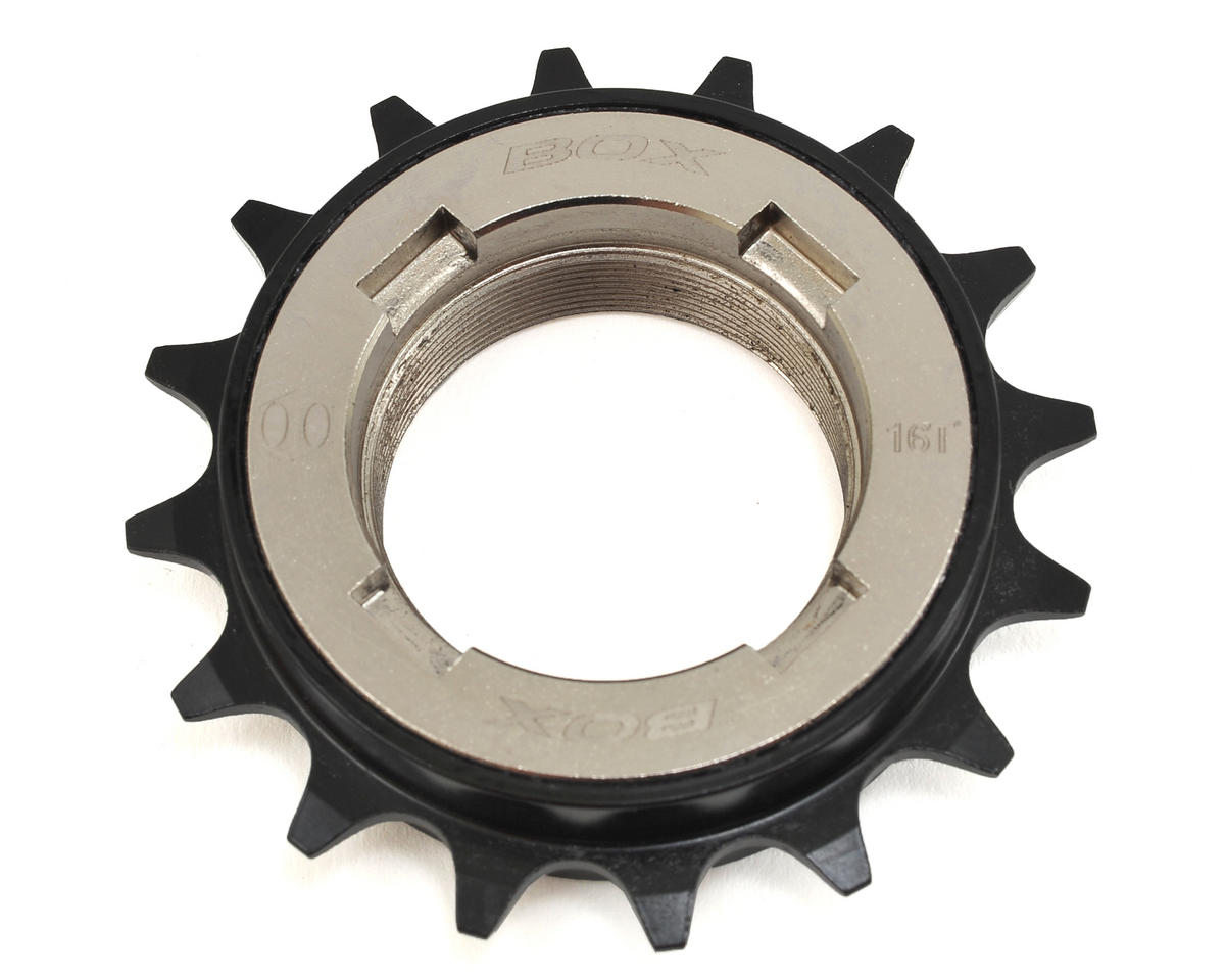 Box Buzz 108 Point Freewheel (Black/Chrome) (16 Tooth)