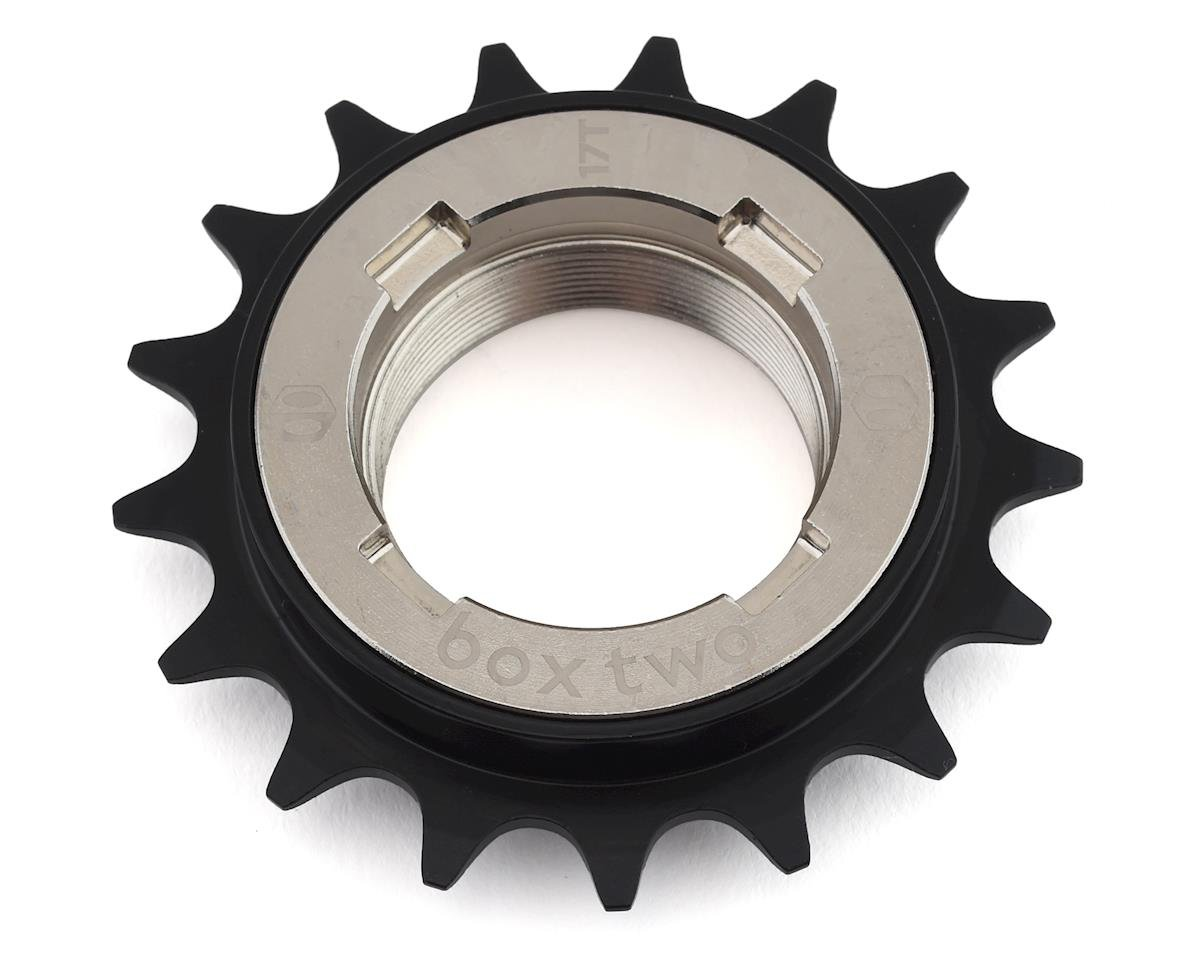 Box Buzz 108 Point Freewheel (Black/Chrome) (17 Tooth)