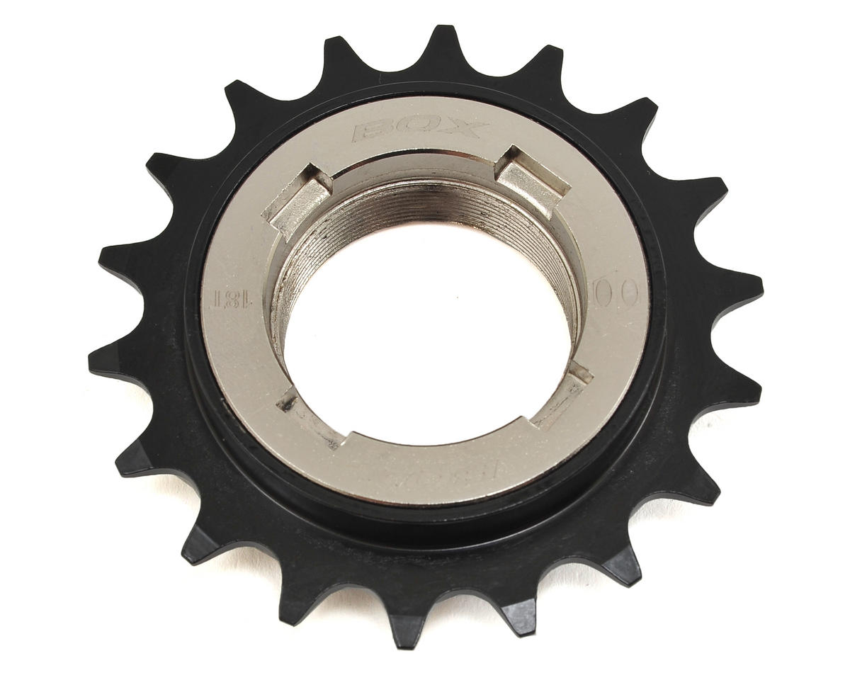 Box Buzz 108 Point Freewheel (Black/Chrome) (18 Tooth)