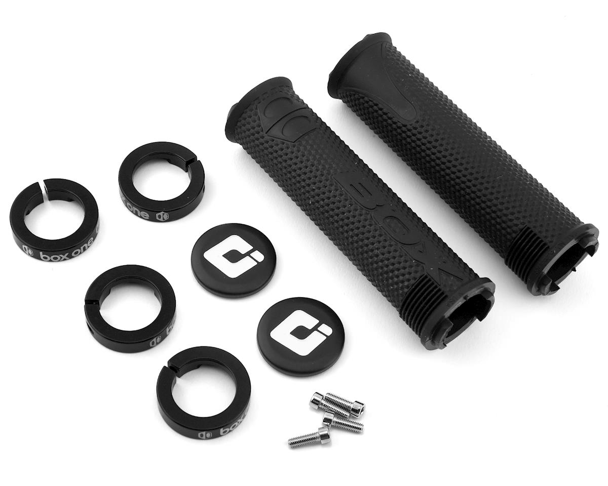 Box Hex Grips by ODI (Black/Black)