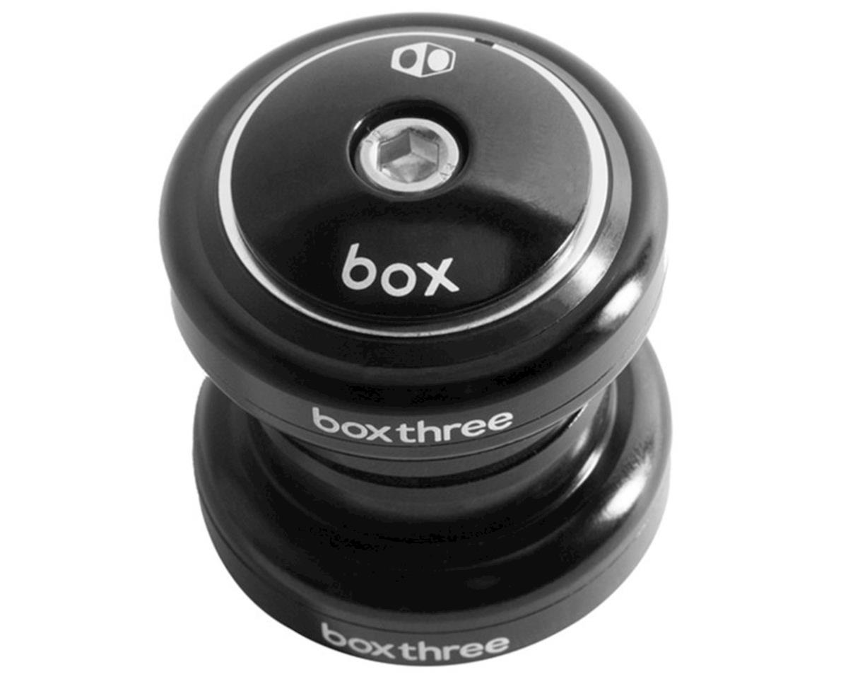 "Box Three Steel Threadless Headset (1-1/8"")"
