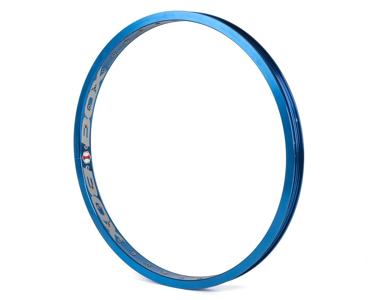 Box Components Focus Rim (Blue) (36 Hole)