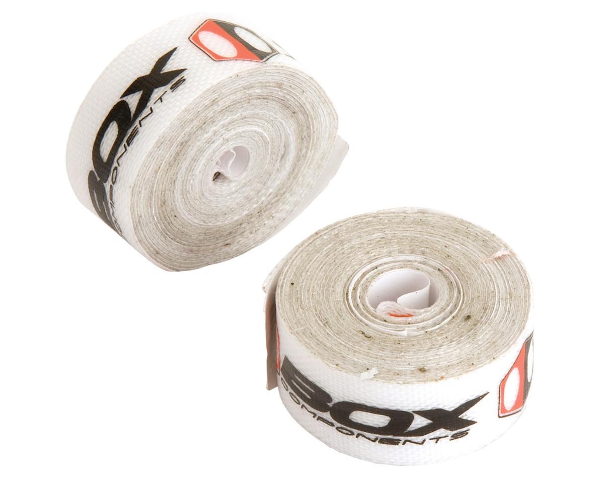Box Components Radian Rim Tape (White) (24mm) (Pair)