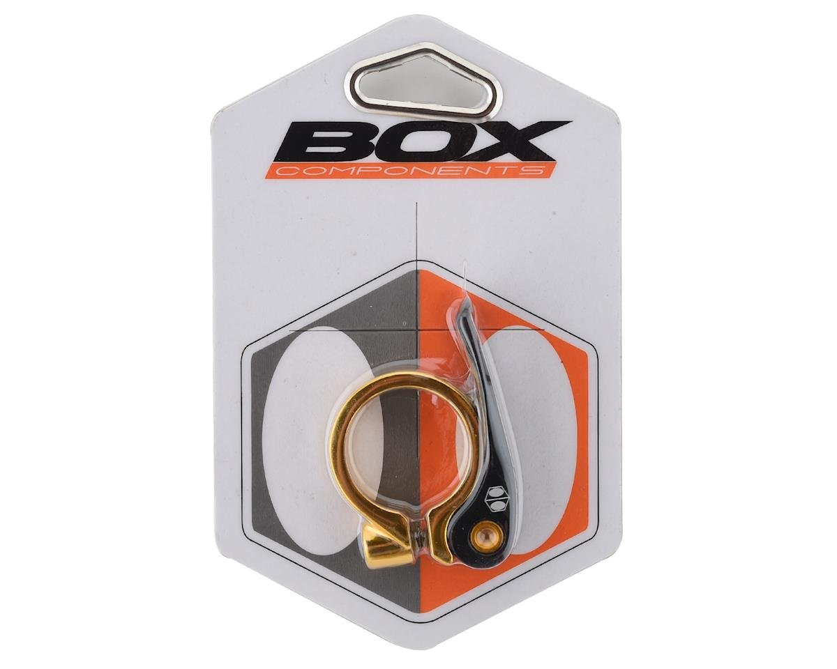 Box One Quick Release Seat Clamp (Gold) (31.8mm)