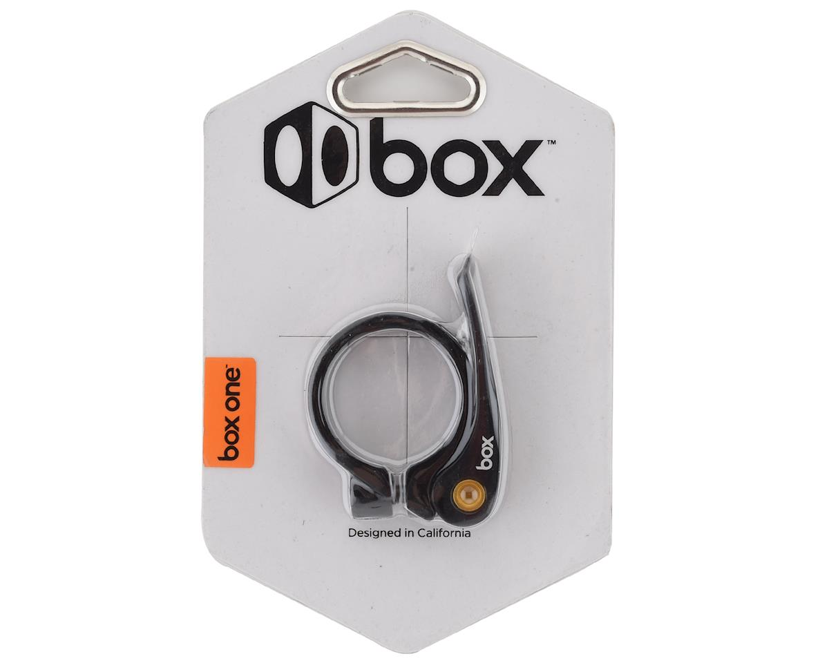 Box Components Helix Quick Release Seat Clamp (Black) (34.9mm)