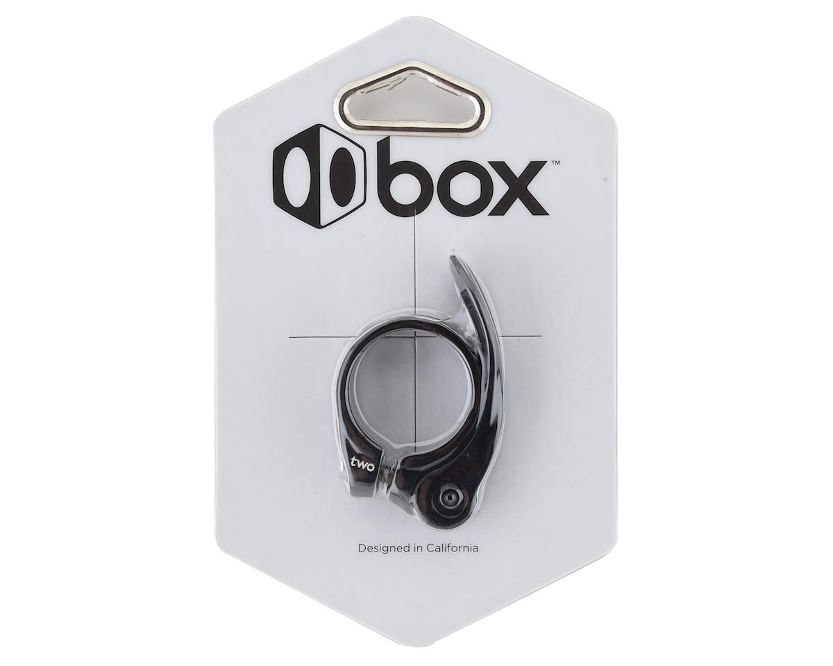Box Two QR-1 Quick Release Seat Clamp (Black)