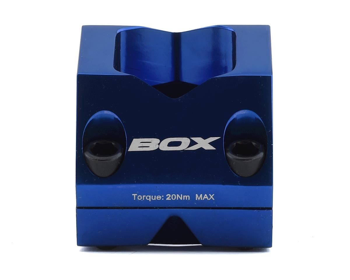 """Image 3 for Box Delta Top Load Stem (Blue) (1-1/8"""") (31.8mm Clamp) (53mm)"""