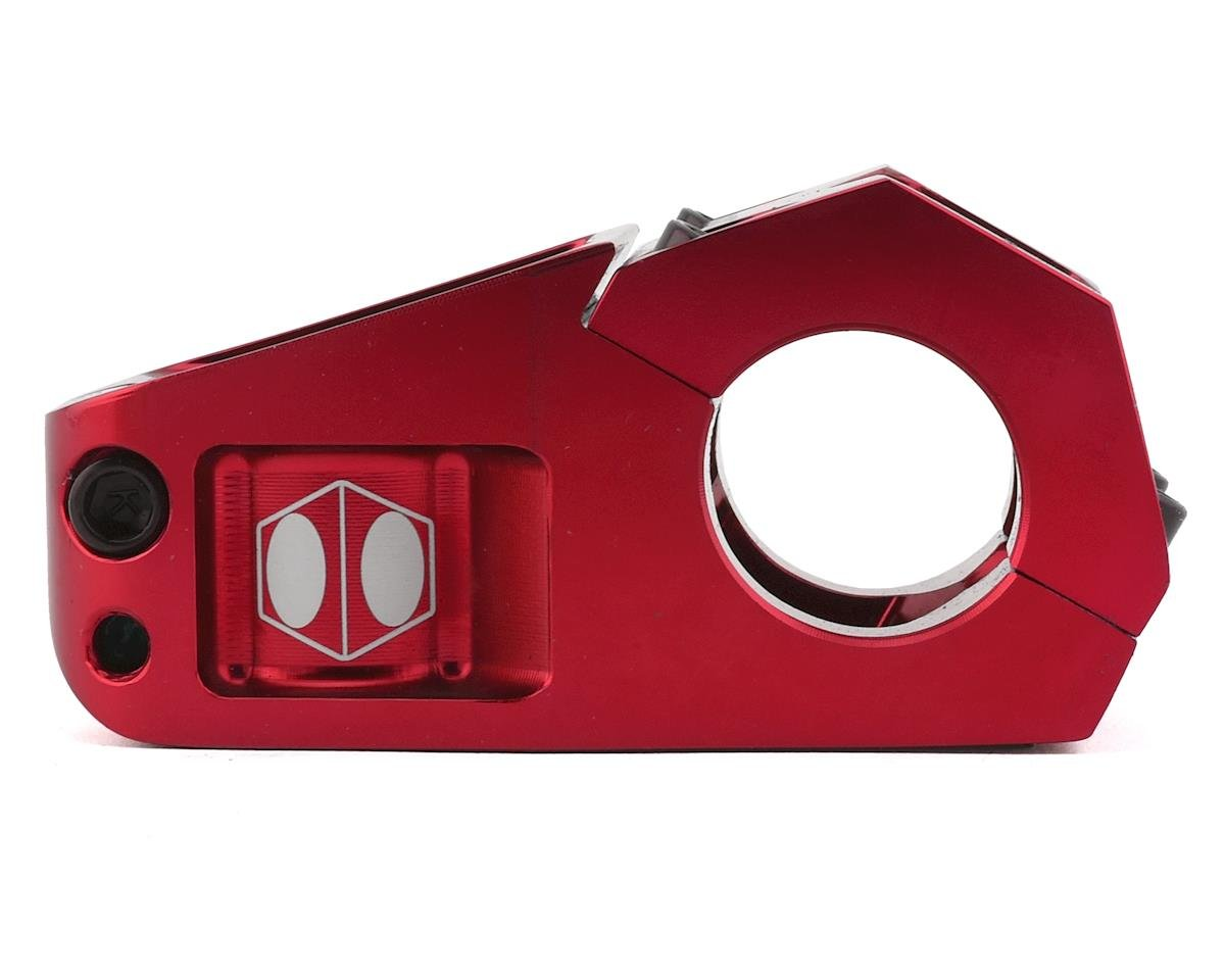 """Box Delta Top Load Stem (Red) (1-1/8"""") (31.8mm Clamp) (53mm)"""