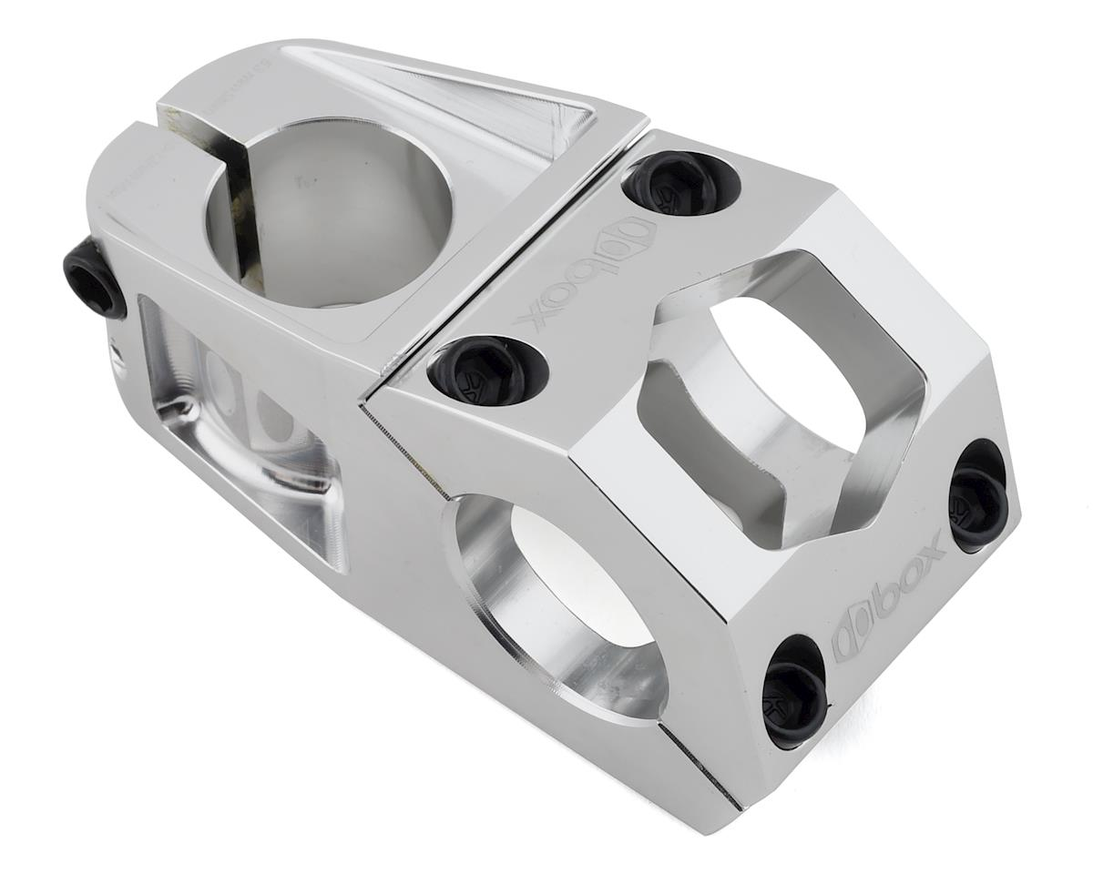 """Box Delta Top Load Stem (Sillver) (1-1/8"""") (31.8mm Clamp) (53mm)"""