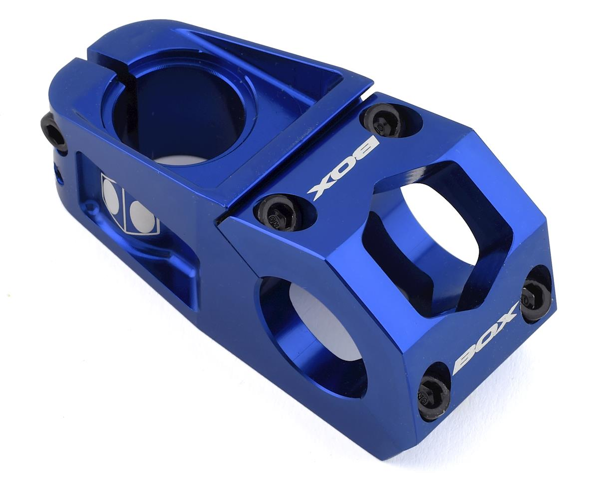"Box Delta Top Load Stem (Blue) (1-1/8"") (31.8mm Clamp) (60mm)"