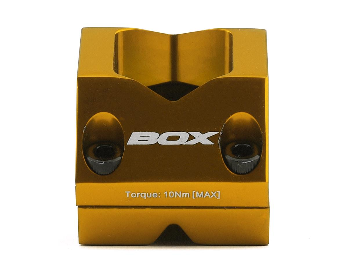 """Image 3 for Box Delta Top Load Stem (Gold) (1-1/8"""") (31.8mm Clamp) (60mm)"""