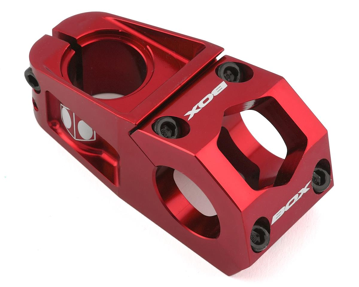 "Box Delta Top Load Stem (Red) (1-1/8"") (31.8mm Clamp) (60mm)"