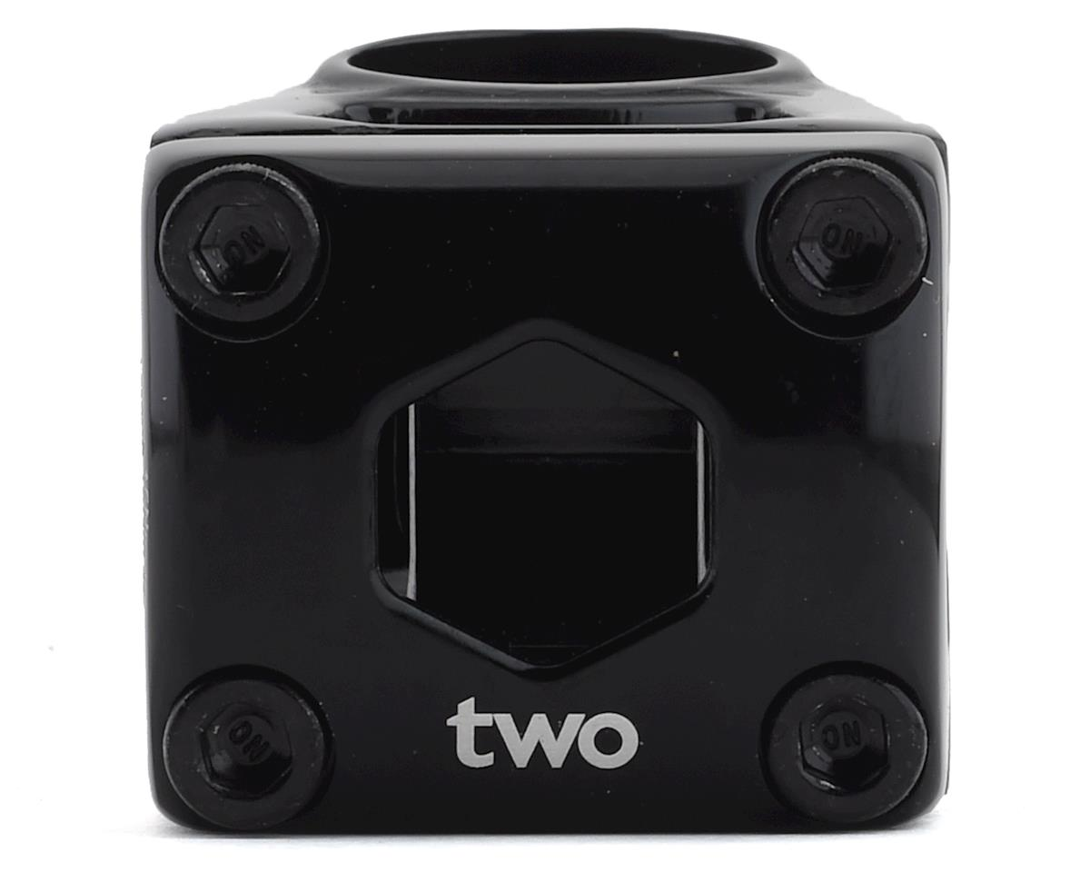 "Image 3 for Box Font Load Hollow Stem (Black) (1-1/8"") (+/- 0°) (22.2mm Clamp) (48mm)"