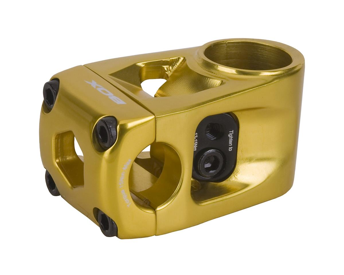 """Box Font Load Hollow Stem (Gold) (1-1/8"""") (+/- 0°) (22.2mm Clamp) (53mm)"""