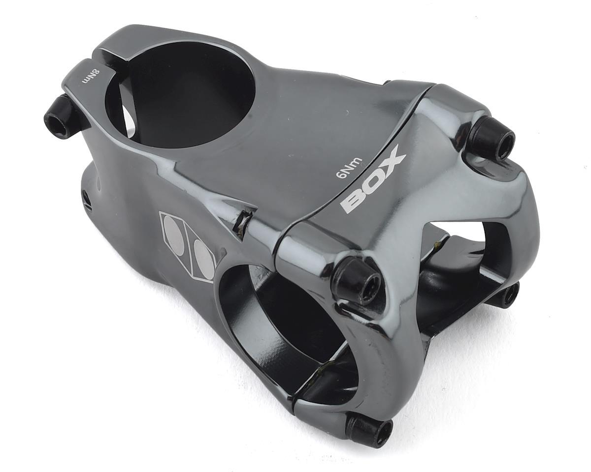 """Box Cusp Stem (Gunmetal) (1-1/8"""") (35mm Clamp) (45mm)"""