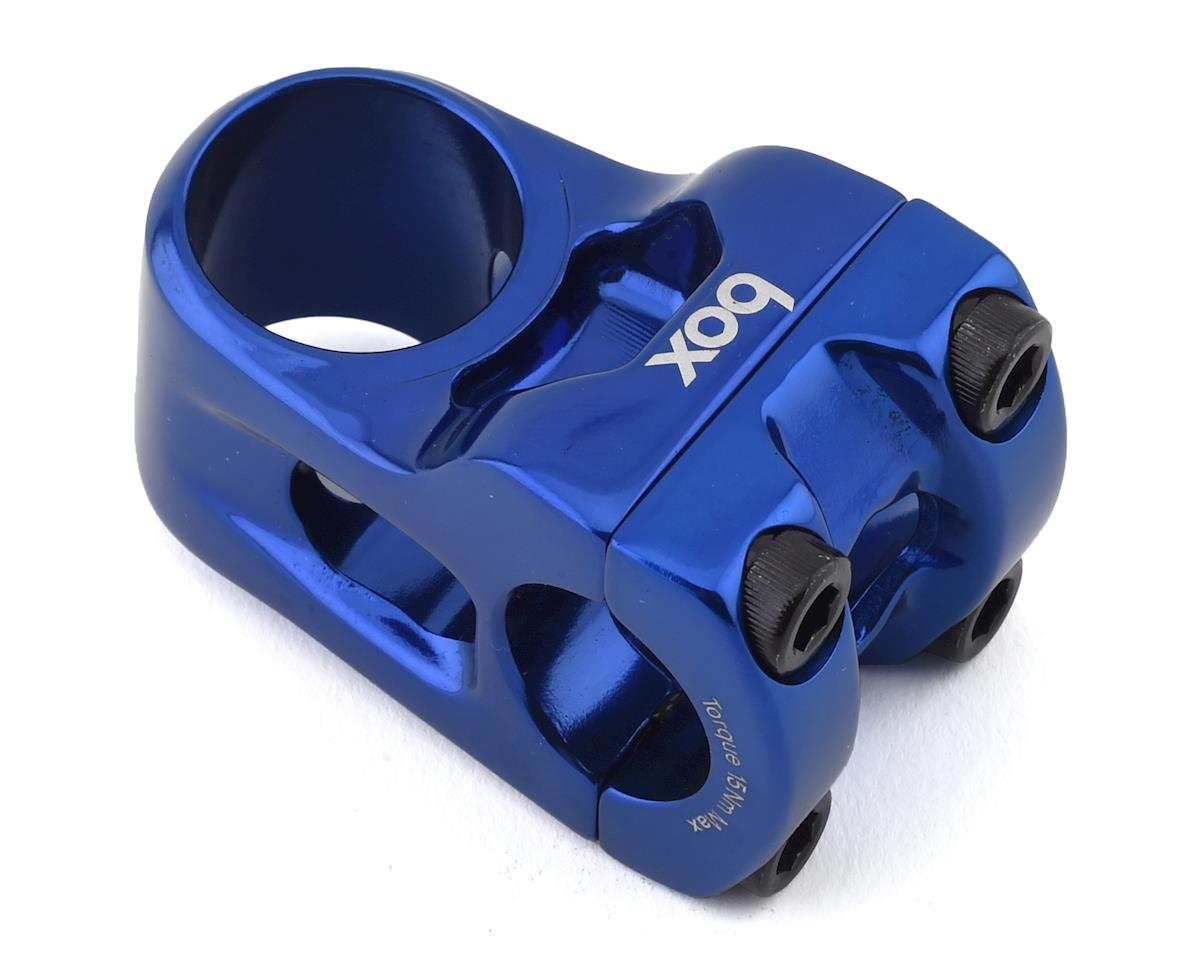 "Box Two Hollow Mini Stem (1"") (+/- 0°) (22.2mm Clamp) (Blue)"